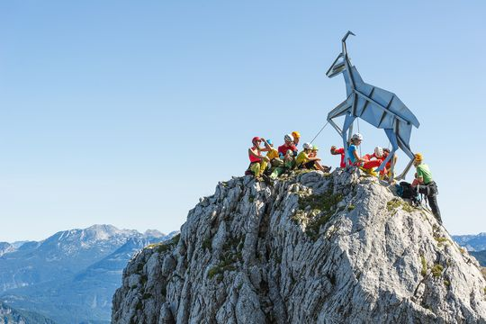 Via ferrata Dachstein Krippenstein